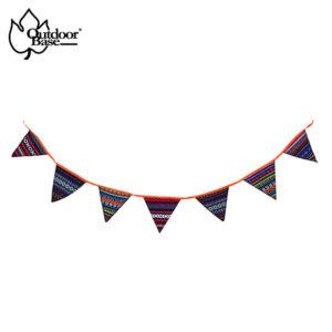 露營裝飾-三角旗